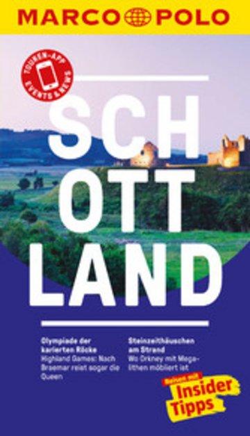 eBook MARCO POLO Reiseführer Schottland Cover