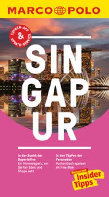 eBook MARCO POLO Reiseführer Singapur Cover