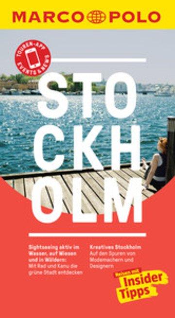 eBook MARCO POLO Reiseführer Stockholm Cover