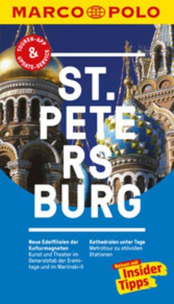 eBook MARCO POLO Reiseführer St.Petersburg Cover