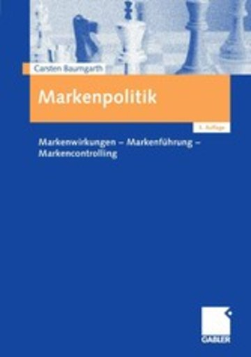 eBook Markenpolitik Cover