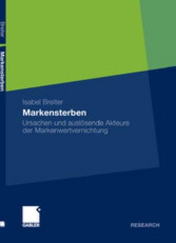 eBook Markensterben Cover