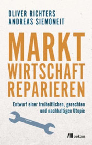 eBook Marktwirtschaft reparieren Cover