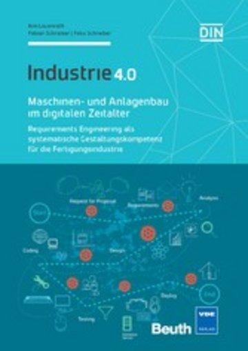 eBook Maschinen- und Anlagenbau im digitalen Zeitalter Cover
