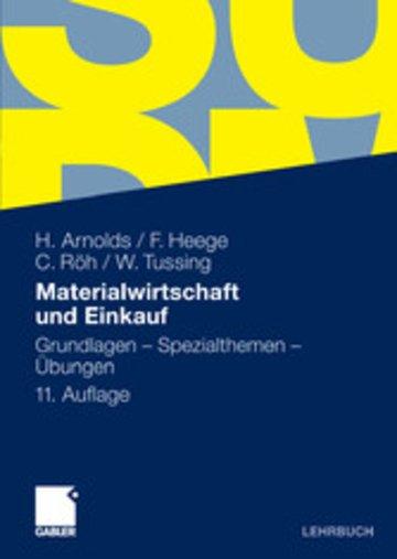 eBook Materialwirtschaft und Einkauf Cover