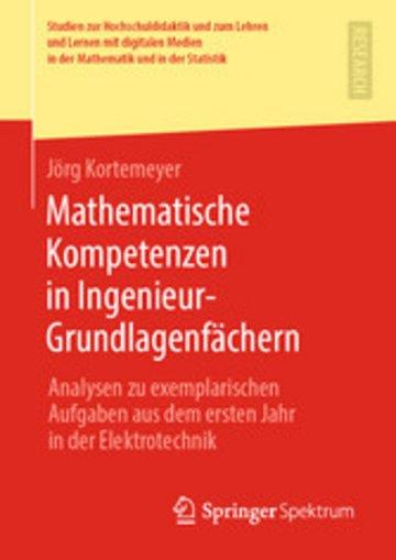 eBook Mathematische Kompetenzen in Ingenieur-Grundlagenfächern Cover