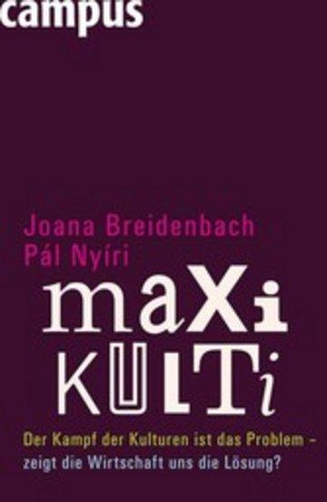 eBook Maxikulti Cover