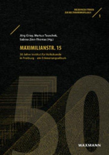 eBook MAXIMILIANSTR. 15 Cover