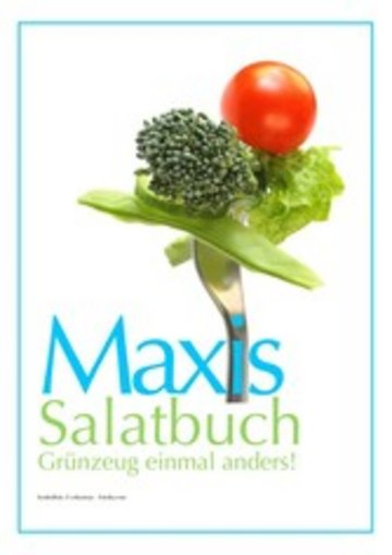 eBook Maxis Salatbuch Cover