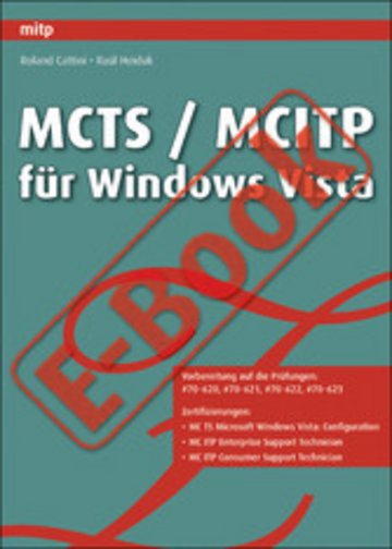 eBook MCTS / MCITP für Windows Vista - Prüfung 70-620, 70-621, 70- Cover
