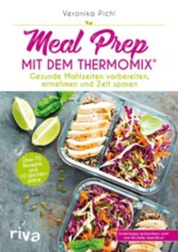 eBook Meal Prep mit dem Thermomix® Cover