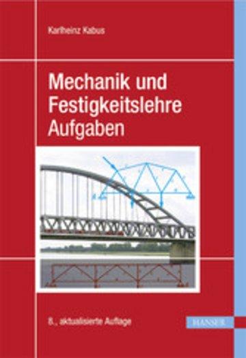 eBook Mechanik und Festigkeitslehre - Aufgaben Cover