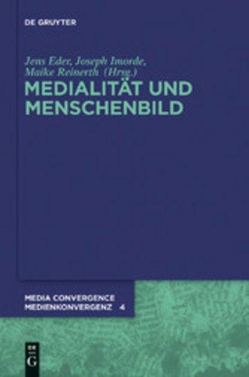 eBook Medialität und Menschenbild Cover
