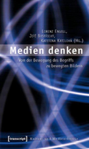 eBook Medien denken Cover