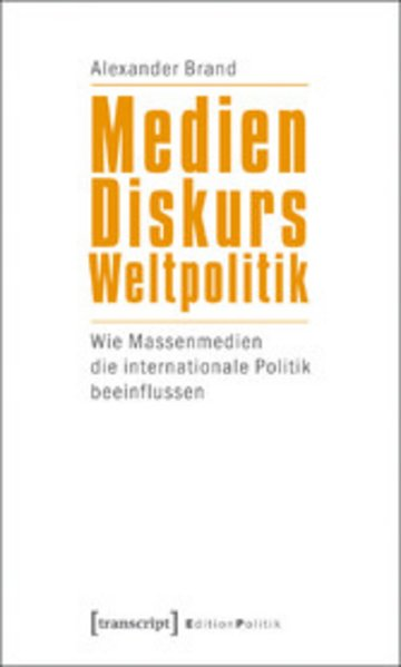 eBook Medien - Diskurs - Weltpolitik Cover