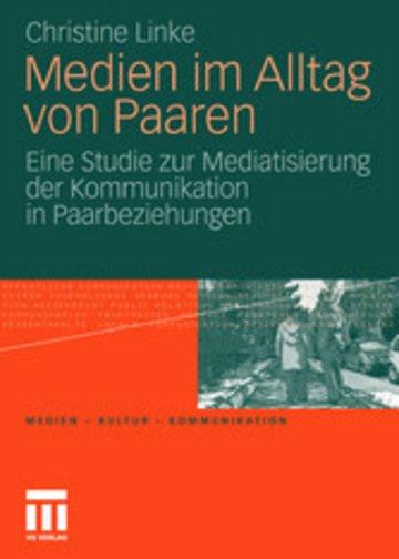 eBook Medien im Alltag von Paaren Cover