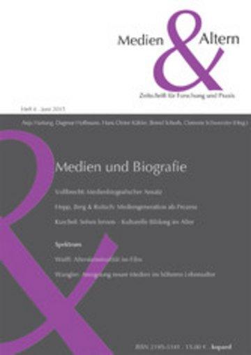 eBook Medien und Biografie Cover