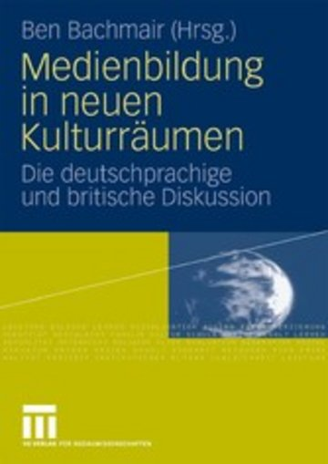 eBook Medienbildung in neuen Kulturräumen Cover