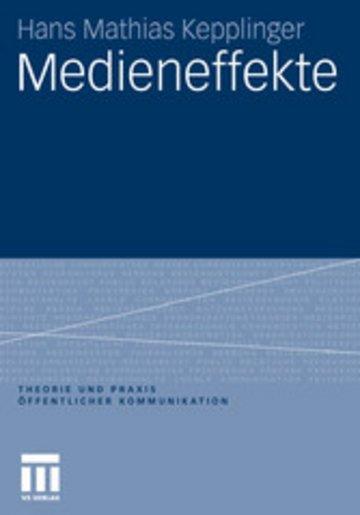 eBook Medieneffekte Cover
