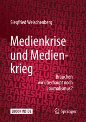 eBook Medienkrise und Medienkrieg Cover