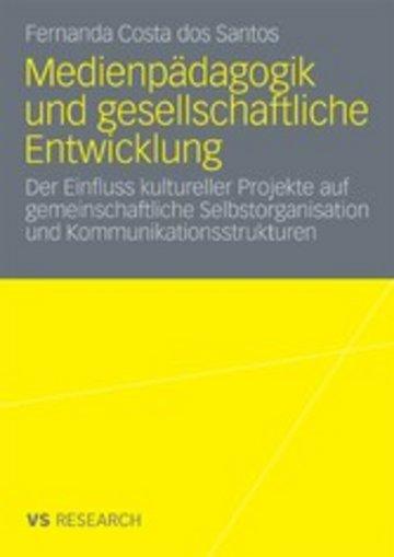 eBook Medienpädagogik und gesellschaftliche Entwicklung Cover