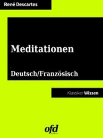 eBook Meditationen - Méditations métaphysiques Cover