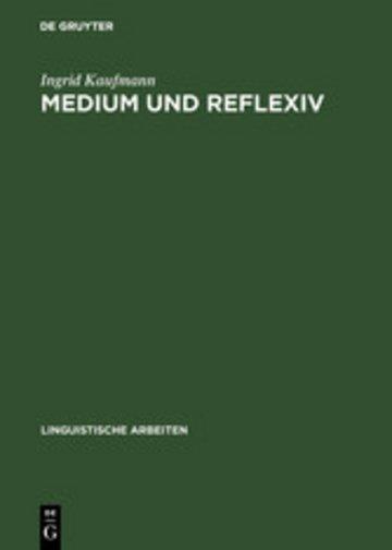 eBook Medium und Reflexiv Cover