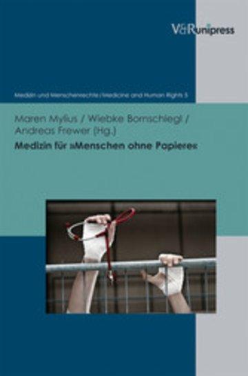 eBook Medizin für »Menschen ohne Papiere« Cover