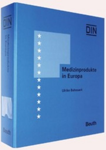 eBook Medizinprodukte in Europa Cover