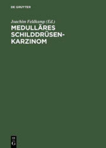 eBook Medulläres Schilddrüsenkarzinom Cover