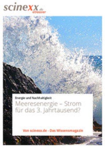 eBook Meeresenergie Cover