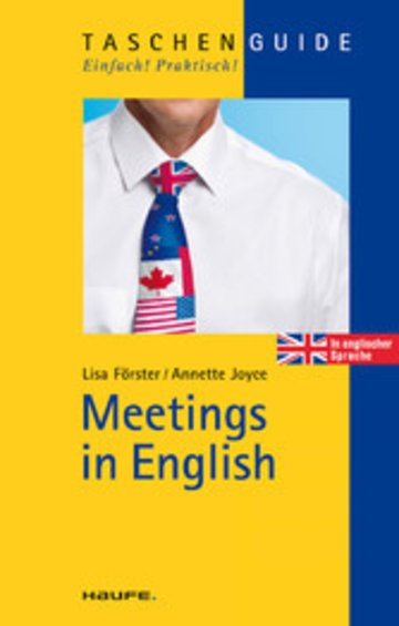 eBook Meetings in English Cover
