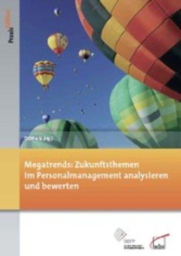 eBook Megatrends: Zukunftsthemen im Personalmanagement analysieren und bewerten Cover