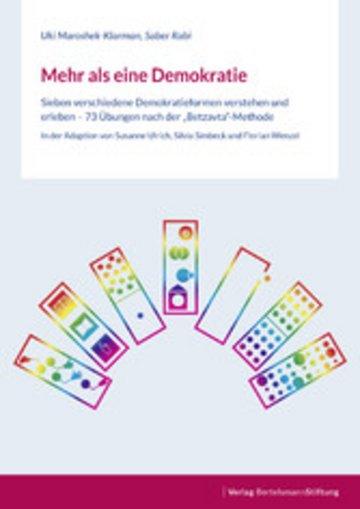 eBook Mehr als eine Demokratie Cover
