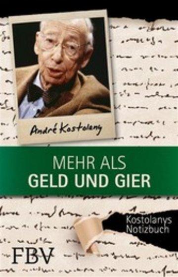 eBook Mehr als Geld und Gier Cover