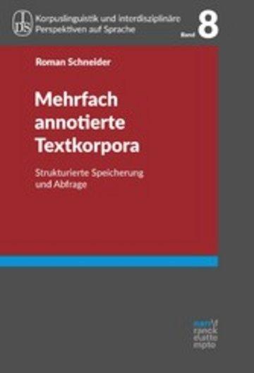 eBook Mehrfach annotierte Textkorpora Cover
