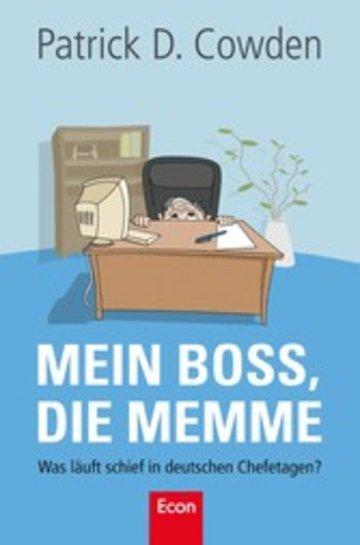eBook Mein Boss, die Memme Cover