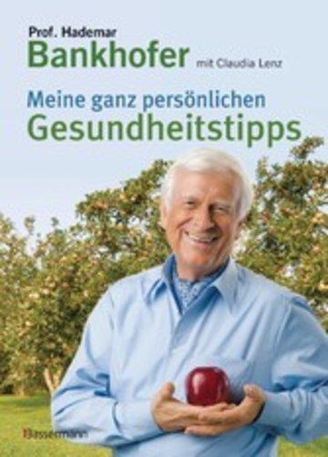 eBook Meine ganz persönlichen Gesundheitstipps Cover