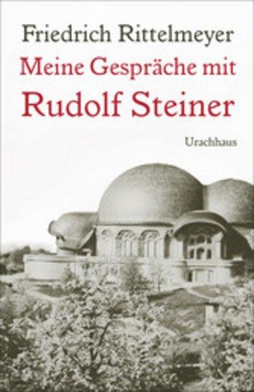 eBook Meine Gespräche mit Rudolf Steiner Cover