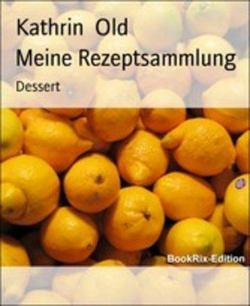 eBook Meine Rezeptsammlung Cover