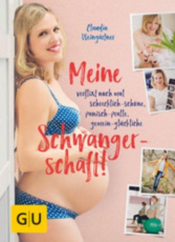 eBook Meine verflixt noch mal schrecklich-schöne, panisch-pralle, gemein-glückliche Schwangerschaft! Cover