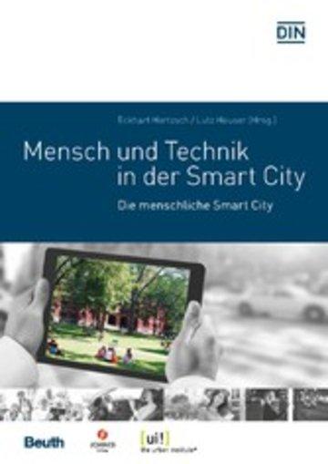 eBook Mensch und Technik in der Smart City Cover