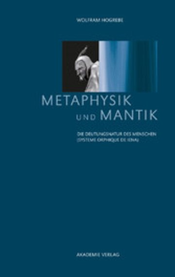 eBook Metaphysik und Mantik Cover