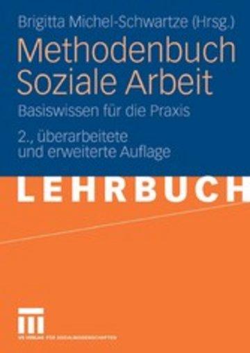 eBook Methodenbuch Soziale Arbeit Cover