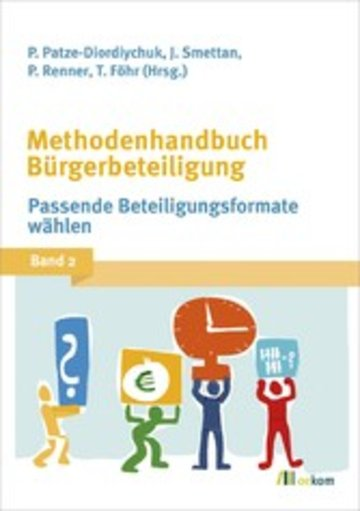 eBook Methodenhandbuch Bürgerbeteiligung Cover