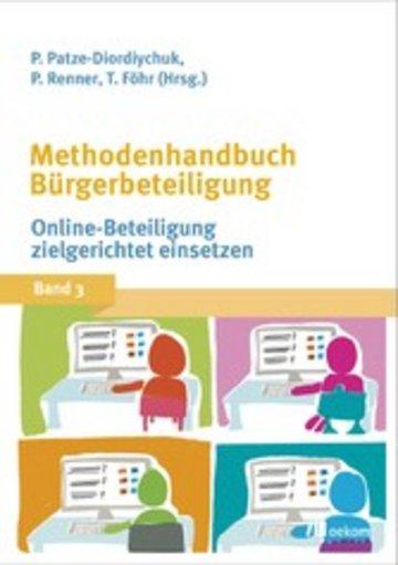eBook Methodenhandbuch Bürgerbeteiligung Cover