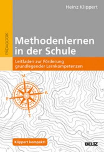 eBook Methodenlernen in der Schule Cover