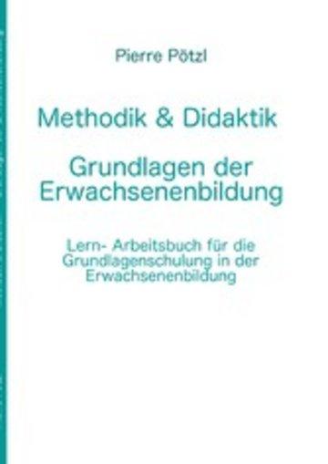 eBook Methodik & Didaktik - Grundlagen der Erwachsenenbildung Cover