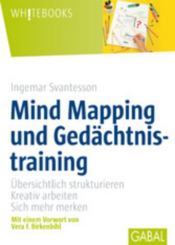 eBook Mind Mapping und Gedächtsnistraining Cover
