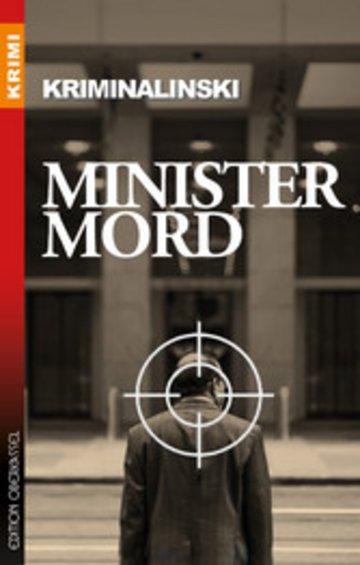 eBook Ministermord Cover